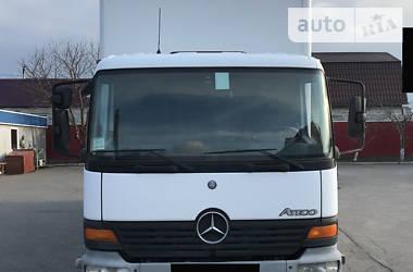 Фургон Mercedes-Benz Atego 815 2001 в Белой Церкви