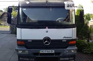 Вахтовый автобус / Кунг Mercedes-Benz Atego 815 2004 в Тячеве