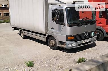 Фургон Mercedes-Benz Atego 815 1999 в Полтаве