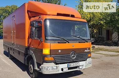 Фургон Mercedes-Benz Atego 815 2004 в Славянске