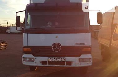 Фургон Mercedes-Benz Atego 817 1998 в Краматорске