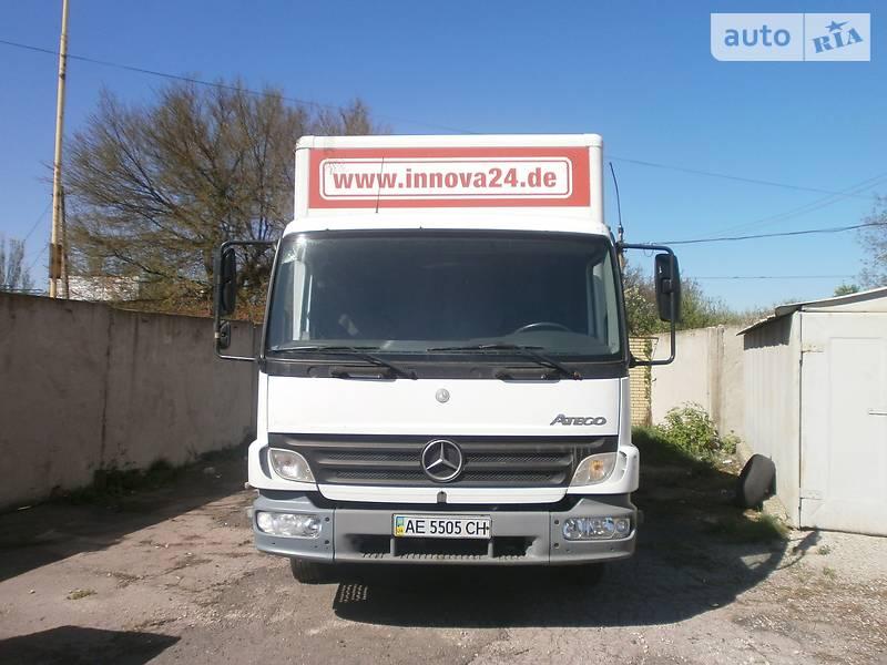 Mercedes-Benz Atego 2007 в Донецке