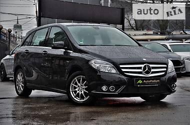 Mercedes-Benz B 180 2012 в Киеве