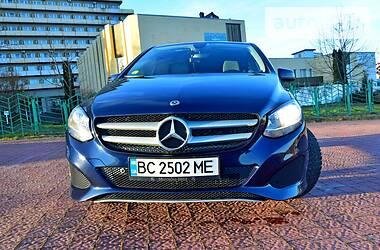 Mercedes-Benz B 200 2017 в Трускавце