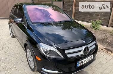 Mercedes-Benz B 250 2014 в Киеве