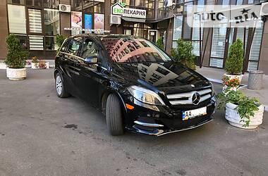 Mercedes-Benz B 250 2014 в Києві