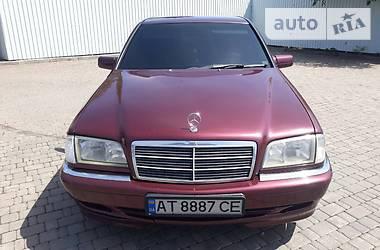 Mercedes-Benz C 180 2000 в Ивано-Франковске