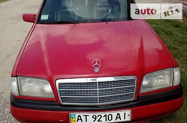 Mercedes-Benz C 180 1994 в Черновцах