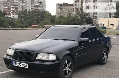 Mercedes-Benz C 180 1999 в Донецке