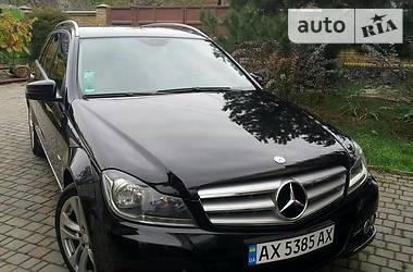 Mercedes-Benz C 180 2012 в Харькове