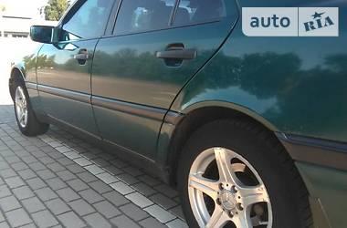 Mercedes-Benz C 180 1996 в Львове