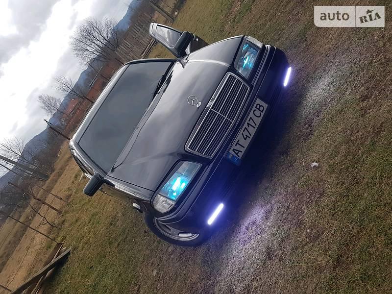 Mercedes-Benz C 180 1996 в Надворной