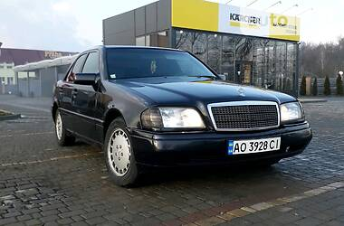 Mercedes-Benz C 180 1994 в Мукачево