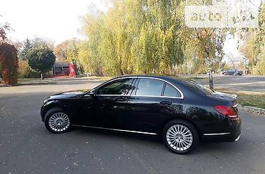 Mercedes-Benz C 180 2015 в Ровно