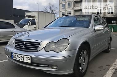 Mercedes-Benz C 180 2002 в Софиевской Борщаговке