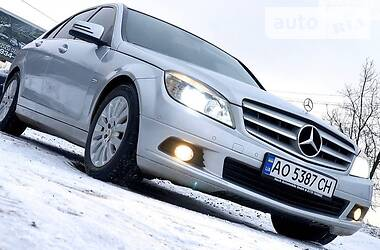 Mercedes-Benz C 180 2008 в Иршаве