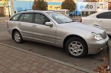 Универсал Mercedes-Benz C 180 2003 в Решетиловке