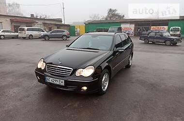 Универсал Mercedes-Benz C 180 2006 в Владимир-Волынском