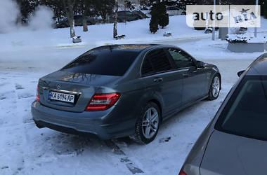Mercedes-Benz C 180 2011 в Киеве