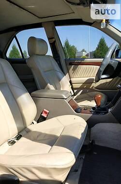 Седан Mercedes-Benz C 180 1997 в Тячеве