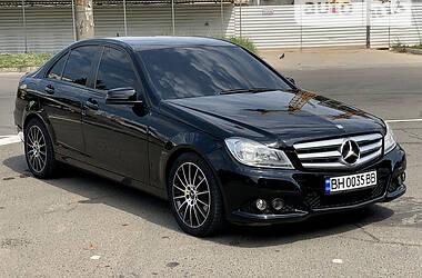 Седан Mercedes-Benz C 180 2012 в Одессе