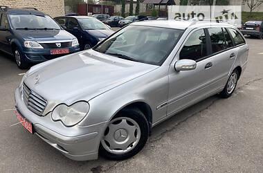 Универсал Mercedes-Benz C 180 2002 в Ровно