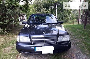 Mercedes-Benz C 200 1994 в Черновцах