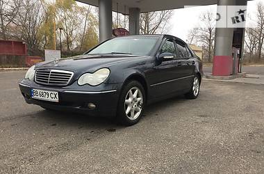 Mercedes-Benz C 200 2000 в Луганске