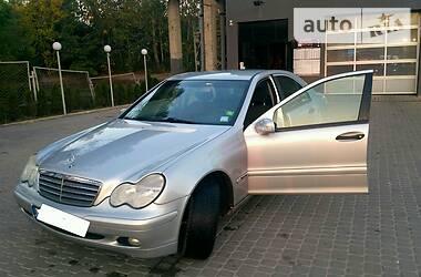 Mercedes-Benz C 200 2001 в Львове