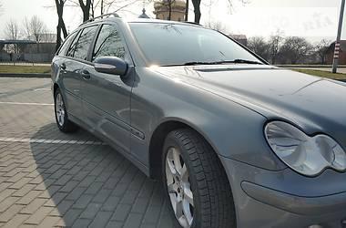 Mercedes-Benz C 200 2004 в Коломые
