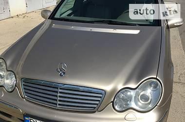Mercedes-Benz C 200 2003 в Черноморске
