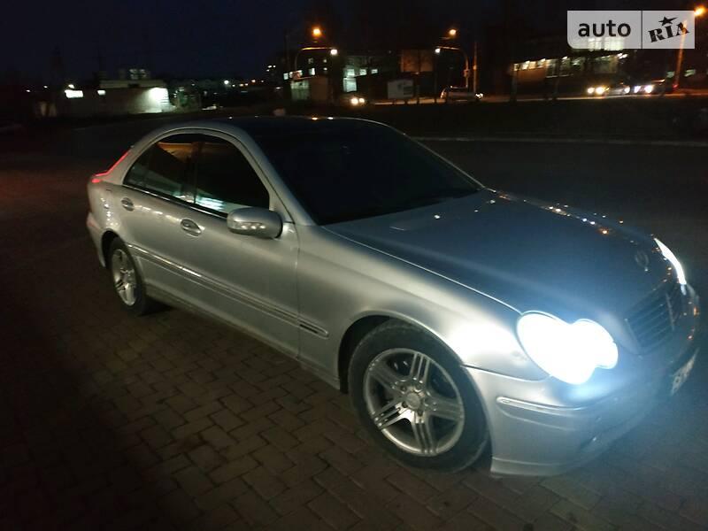 Mercedes-Benz C 200 2000 в Хмельницком