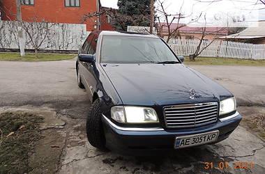 Mercedes-Benz C 200 1997 в Никополе
