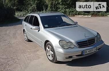 Mercedes-Benz C 200 2001 в Рокитном