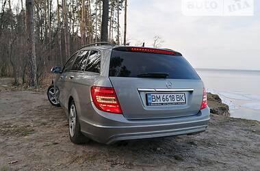 Унiверсал Mercedes-Benz C 200 2013 в Києві