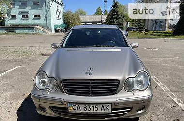 Mercedes-Benz C 200 2004 в Киеве