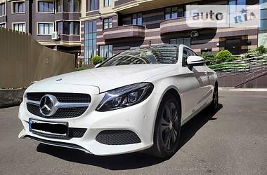 Купе Mercedes-Benz C 200 2016 в Киеве