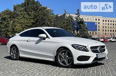Купе Mercedes-Benz C 200 2017 в Харкові