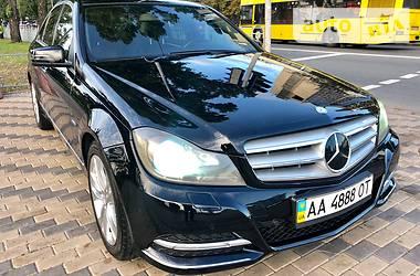 Mercedes-Benz C 220 2012 в Киеве