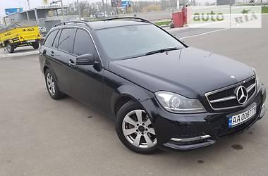 Mercedes-Benz C 220 2013 в Киеве