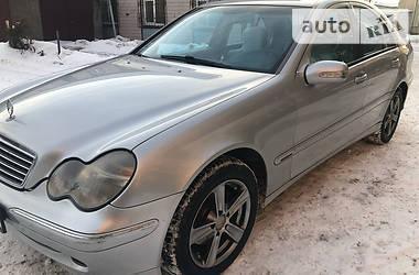 Mercedes-Benz C 220 2001 в Крыжополе