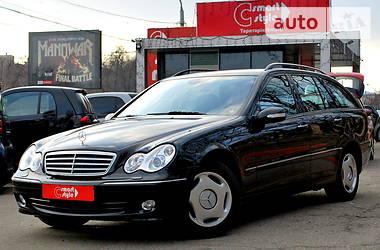 Mercedes-Benz C 220 2006 в Киеве