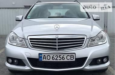 Mercedes-Benz C 220 2013 в Мукачево