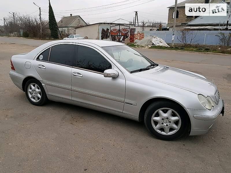 Mercedes-Benz C 220 2004 в Одессе
