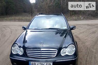 Mercedes-Benz C 220 2004 в Бершади