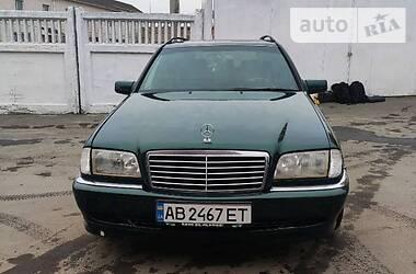 Mercedes-Benz C 220 1997 в Виннице