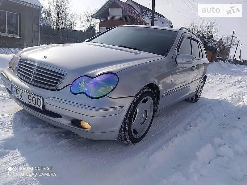 Mercedes-Benz C 220 Elegance