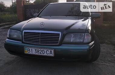 Mercedes-Benz C 220 1994 в Гадячі