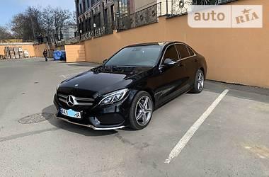 Mercedes-Benz C 220 2016 в Киеве