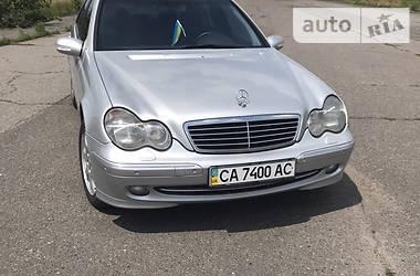 Седан Mercedes-Benz C 220 2000 в Золотоноше